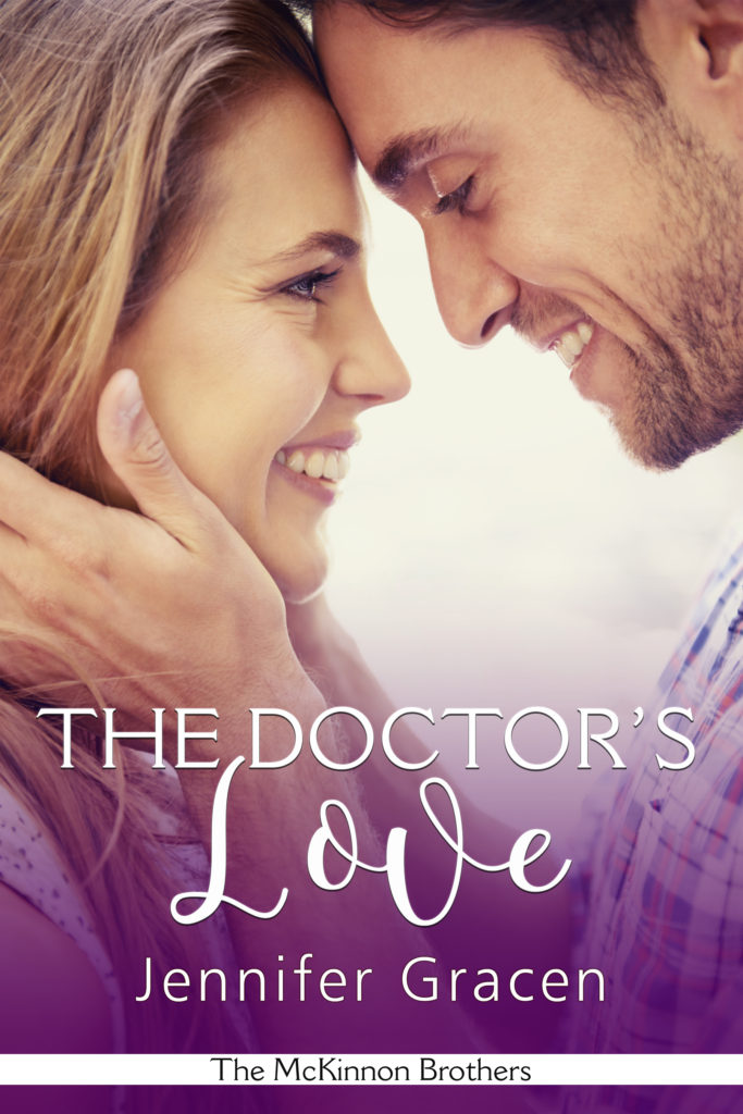 THE DOCTOR'S LOVE cover